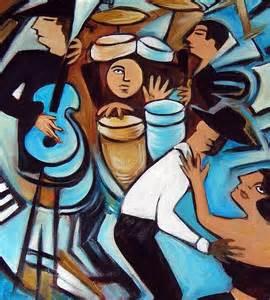 Salsa Night by Valerie Vescovi